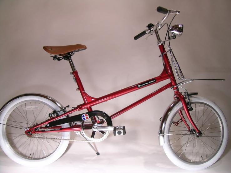Demonchaux's Revelation-inspired small-wheeler