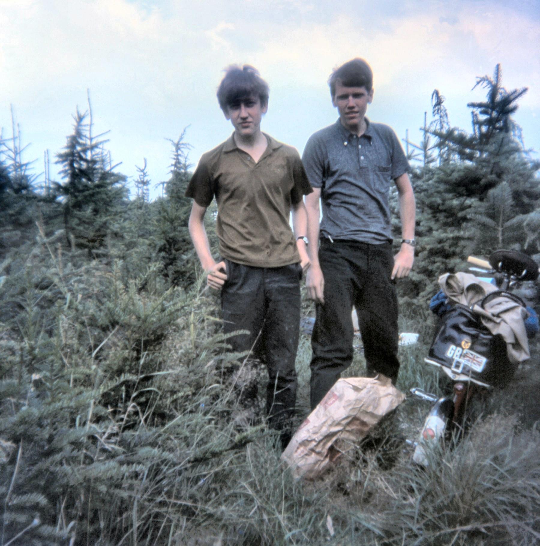 12 Tom and Martin