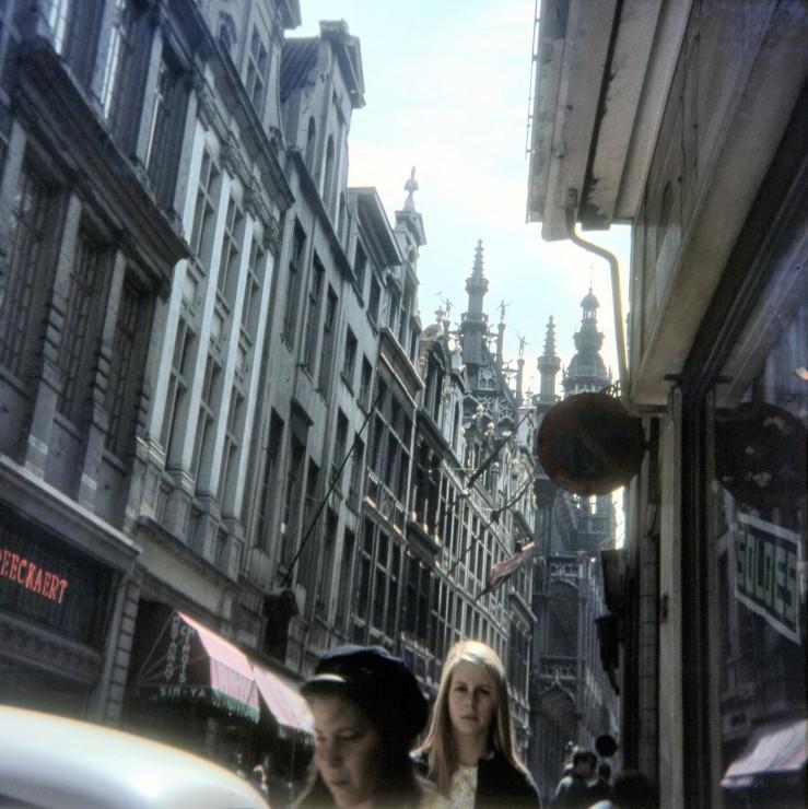 3 Street near Grand Place