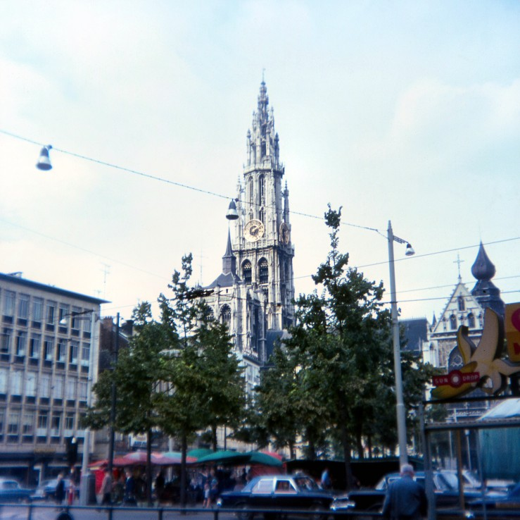 9 Antwerp cathedral