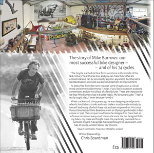 Back cover of 'From Bicycle to Superbike'