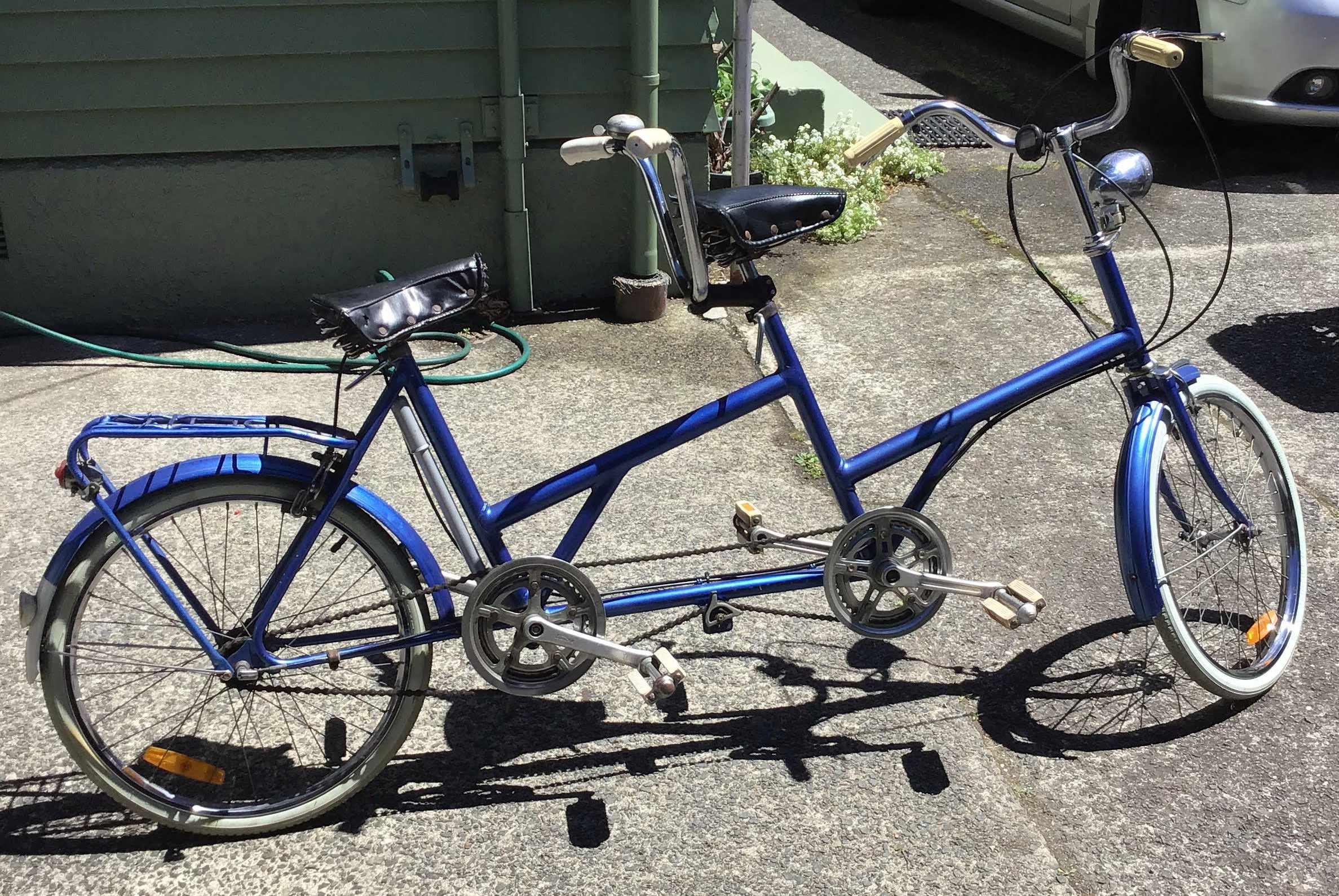 Vintage Wonder Front Rear Bicycle Light Bracket Retro Bike Part Raleigh Chopper